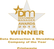 Document Manager Awards 2013
