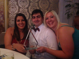 fifth consecutive win at the DM Awards