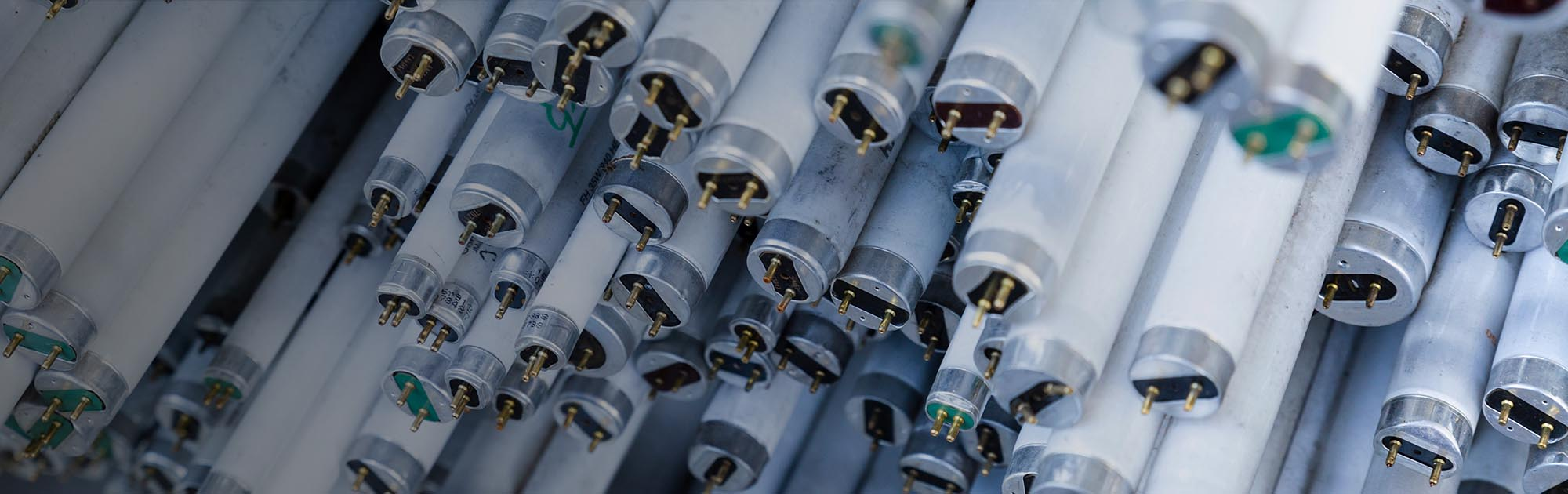flourescent tubes recycling